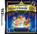 Interactive Storybook DS - Series 1 DS cover (A5GE)