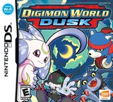Digimon World - Dusk DS cover (A6RE)
