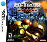 Metroid Prime - Hunters DS cover (A76E)