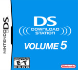 DS Download Station - Volume 5 DS cover (A7EE)