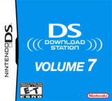 DS Download Station - Volume 7 DS cover (A7HE)