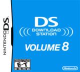 DS Download Station - Volume 8 DS cover (A7IE)