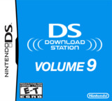 DS Download Station - Volume 9 DS cover (A7JE)