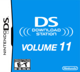 DS Download Station - Volume 11 DS cover (A7LE)