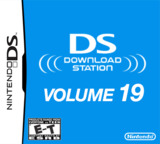DS Download Station - Volume 19 DS cover (A7TE)