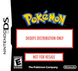 Deoxys Distribution 2008 DS cover (AARE)