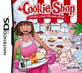 Cookie Shop - Create Your Dream Shop DS cover (ACIE)