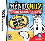 Mind Quiz - Your Brain Coach DS cover (ACNE)