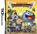 Dragon Quest Heroes - Rocket Slime DS cover (ADQE)