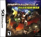 MechAssault - Phantom War DS cover (AEAE)