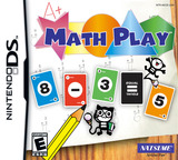 Math Play DS cover (AECE)