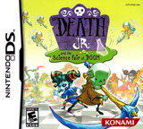 Death Jr. and the Science Fair of Doom DS cover (AFDE)