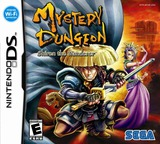 Mystery Dungeon - Shiren the Wanderer DS cover (AFUE)
