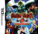 Guilty Gear - Dust Strikers DS cover (AG2E)