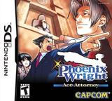 Phoenix Wright - Ace Attorney DS cover (AGYE)
