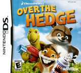Over the Hedge DS cover (AH5E)