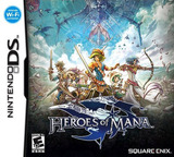 Heroes of Mana DS cover (AHEE)