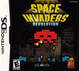 Space Invaders Revolution DS cover (AISE)