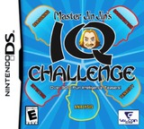 Master Jin Jin's IQ Challenge DS cover (AJNE)