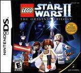 LEGO Star Wars II - The Original Trilogy DS cover (AL7E)