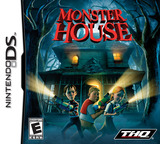 Monster House DS cover (AM8E)