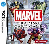 Marvel Trading Card Game DS cover (AMLE)