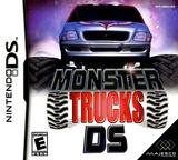 Monster Trucks DS DS cover (AMXE)