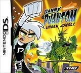 Danny Phantom - Urban Jungle DS cover (ANPE)