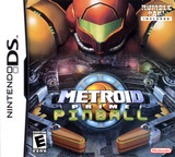 Metroid Prime Pinball DS cover (AP2E)