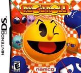 Pac'n Roll DS cover (APNE)