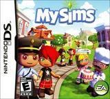 MySims DS cover (AQIE)