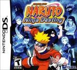 Naruto - Ninja Destiny DS cover (AREE)