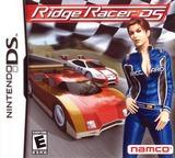 Ridge Racer DS DS cover (ARRE)