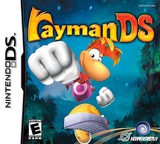 Rayman DS DS cover (ARYE)