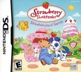 Strawberry Shortcake - Strawberryland Games DS cover (AS5E)