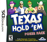 Texas Hold 'em Poker Pack DS cover (ATXE)