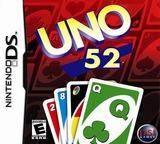 Uno 52 DS cover (AU5E)