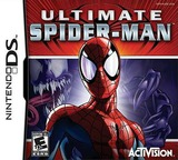 Ultimate Spider-Man DS cover (AUSE)
