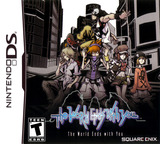 The World Ends with You DS cover (AWLE)