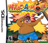 Whac-A-Mole DS cover (AWME)