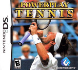 Powerplay Tennis DS cover (AXTE)