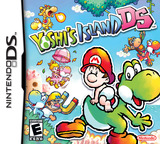 Yoshi's Island DS DS cover (AYWE)