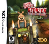 Calvin Tucker's Redneck - Farm Animal Racing Tournament DS cover (B2VE)