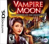 Vampire Moon - The Mystery of the Hidden Sun DS cover (B3VE)