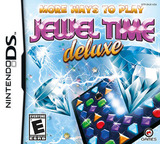 Jewel Time Deluxe DS cover (B4JE)