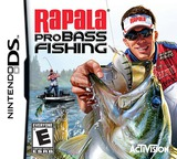 Rapala Pro Bass Fishing DS cover (B4RE)