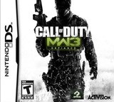 Call of Duty - Modern Warfare 3 - Defiance DS cover (B5BE)