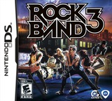 Rock Band 3 DS cover (B5RE)