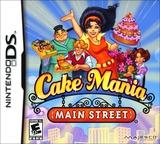 Cake Mania - Main Street DS cover (B5UE)