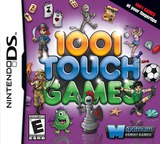 1001 Touch Games DS cover (B8KE)